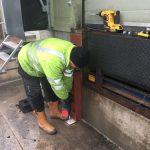 engineer-working-on-lift